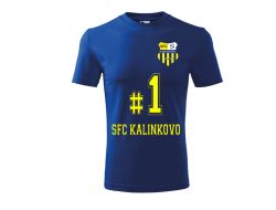 Tričko SFC Kalinkovo No1 unisex